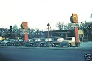 Mayrose Chrysler Used Car Dealership 5x7 Inch Late 40's Early 50's