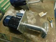 Dietz Model Fdr 90s / 2 P 1.5kw 2 Hp Motor With Immersion Pump