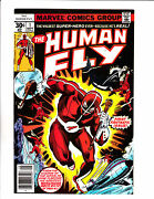 The Human Fly No 1-19 Set-1978-79 Great Marvel Set