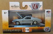 M2 Machines Detroit Muscle 1968 Ford Mustang Fastback 2+2 Chase 1 Of 750