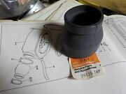 Aermacchi Sx250 Nos/nip Rubber Coupling Air Cleaner To Carb 29136-74p