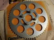Aermacchi Sxt 125 New Old Stock/new In Pkg 62 Tooth Rear Sprocket 41448-75p