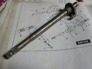 Aermacchi 175ss-sx 250ss-sx New Old Stock/new In Box Shift Shaft 34479-74p