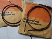 Aermacchi Sprint New Old Stock/new In Pkg Speedometer Inner Cable 67019-72