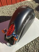 Indian Roadmaster Motorcycle Rear Fender/taillight/turn Signals