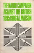 A T Matson / The Nandi Campaign Against The British 1895-1906 1974