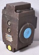 Vickers Eaton 4ct10a21 Pilot Operated Hydraulic Check Valve