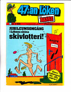 47an Loken No 3 1974 - Swedish Sad Sack Streaking Out Of Shower Cover
