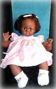 Madame Alexander Pussycat Doll, 5128 African American, Mint In Box, Crier Works