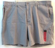 5xl/54w Young Mens Flex Shorts-the Foundry Supply Co.-wild Dove/light Gray-nwt