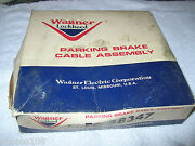 Nos Parking Emergency Brake Cable 60-63 Full Size Ford Galaxie Mercury Monterey