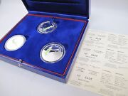France 2007 The Little 1 1/2 Euro 3 X Silver Proof Coin Set Rare