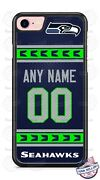 Seattle Seahawks Jersey 2018 Custom Phone Case Cover For Iphone Samsung Etc