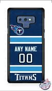 Tennessee Titans Jersey 2018 Customize Phone Case Cover Fits Iphone Samsung