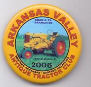 Arkansas Valley-antique Tractor Club-2006-edge And Ta Branch-two 1/4 Inches Width