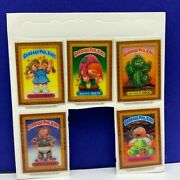 Garbage Pail Kids Vintage 1985 Imperial Toy Stick On Puffy Picture Sticker Vtg 4