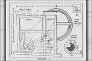 Poster, Many Sizes Engineering Drawing Of Modified Ames Type Of Scarifier 1935