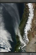 Poster Many Sizes Eruption Of Puyehue-cordon Caulle Volcano Chile 06-26-2011