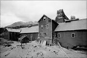 Poster, Many Sizes 21. Leaching Plant, Looking East Kennecott Copper Corporatio