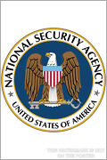 Poster Many Sizes National Security Agency Seal Central Security Service Nsac