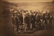 Poster Many Sizes Officers And Men Of The 13th Light Dragoons British Army C