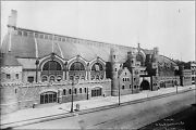 Poster Many Sizes Coliseum Building Chicago. Exterior View. 1900s