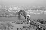 Poster Many Sizes Hell Gate Bridge From West Looking Northeast 348973pv