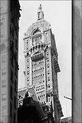 Poster, Many Sizes Singer Building 1967, 2