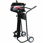 15hp Engine Outboard Motor Dock Cart And Stand Carrier 85 Lb Capacity