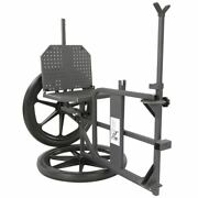 3-in-1 Hunting Chair Game Cart And Shooting Rest