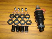 Mazda Rx7 13b Rotary Top Feed Fuel Injector Seal, O-ring, Filter Pintle Cap Kit