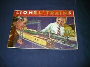 Lionel Catalog 1934 Type 1 Complete As Shown