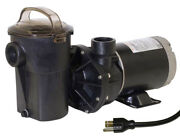 Hayward 2 Hp Power Flo Above Ground Pool Pump With 6 Ft Cord Ep1550lx