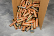 72 Preformed Assorted Wrappers Rolls - Quarters, Dimes, Nickels, Pennies - Coins