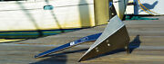 35lb Mantus Stainless Steel Anchor - Boat Stern Yacht Rear