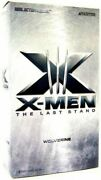 X-men 3 The Last Stand Real Action Heroes Wolverine 12-inch Collectible Figure