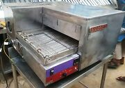 Blodgett Conveyor Oven Pizza Electric Stack Double Belt Commercial 32 Tray