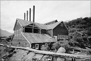 Poster, Many Sizes 25. Power Plant, Looking Northeast Kennecott Copper Corporat