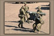 Poster, Many Sizes Rbs-70 Ground Based Air Defense Rocket Launcher System