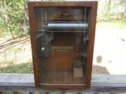 Antique Union Pacific Rr Railroad Thwing Electrical Pyrometer Ht-20 Oneofakind