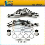 For Chevrolet El Camino Caprice Ohv Stainless Racing Header Exhaust Manifold