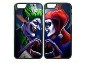 Superhero Villain Couple Animated Phone Case Cover For Iphone Ipod 2 Cases