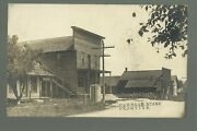 Frontier Michigan Rp C1910 General Store Main St. Ghost Town Nr Coldwater Hudson