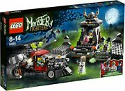 Lego Monster Fighters Zombies Exclusive Set 9465