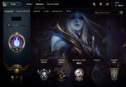 League Of Legends Lol Europe West Account Valued At 600-800
