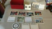 View Master Lot - Star Trek Space 1999 Kung Fu Castle Of Europe Batman