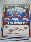 The Who Tommy Program Rock And Roll Hall Of Fame Elton John