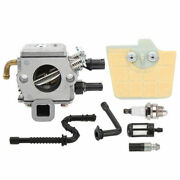 Carburetor Air Filter For Stihl Ms340 Ms360 034 036 Chainsaw