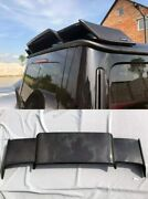 G63 G-wagon Brabus Style Carbon Fiber Roof Spoiler Rear Wing W464 W463a 2018 +