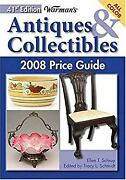 Warmans Antiques And Collectibles Price Guide Paperback Ellen Schroy